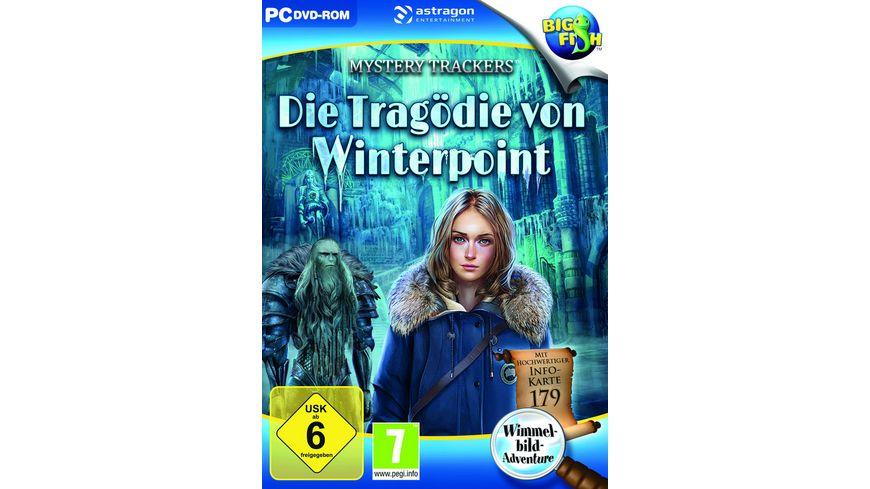 Mystery Trackers Die Tragoedie von Winterpoint