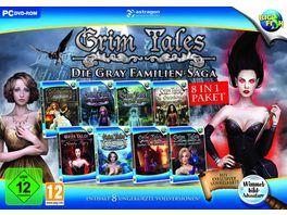 Grim Tales Die Gray Familien Saga Bundle