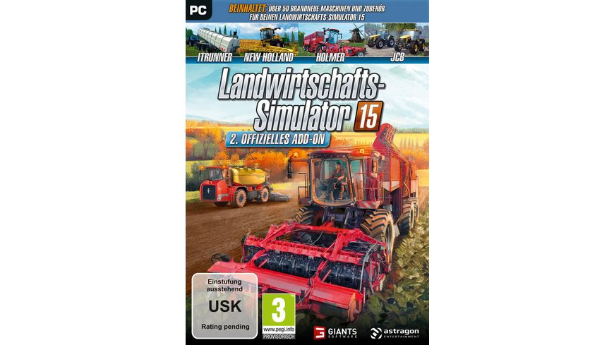 Landwirtschafts Simulator 2015 Add On 2