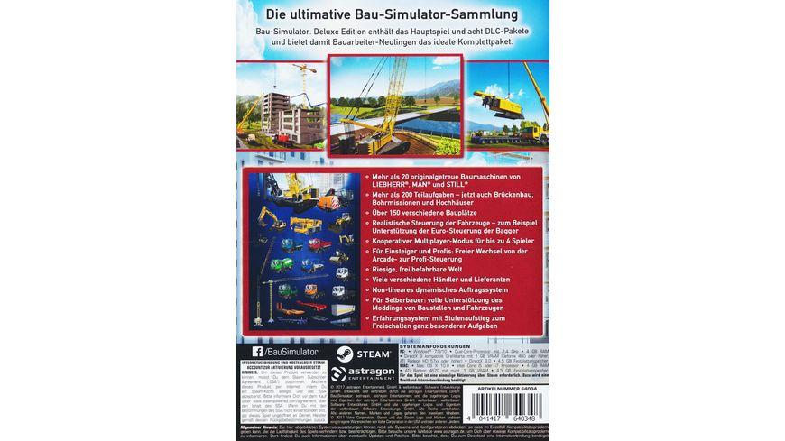 Bau Simulator Deluxe Edition