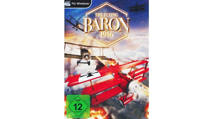 The Flying Baron 1916