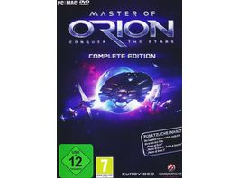Master of Orion Complete Edition
