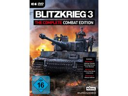 Blitzkrieg 3 The Complete Combat Edition