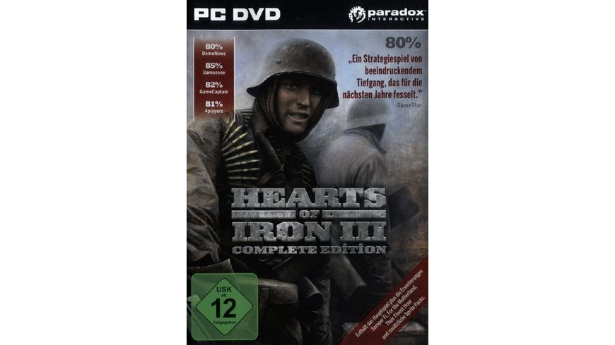 Hearts of Iron 3 Complete Edition