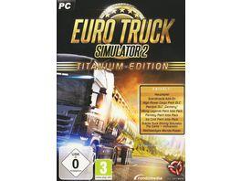 Euro Truck Simulator 2 Titanium Edition