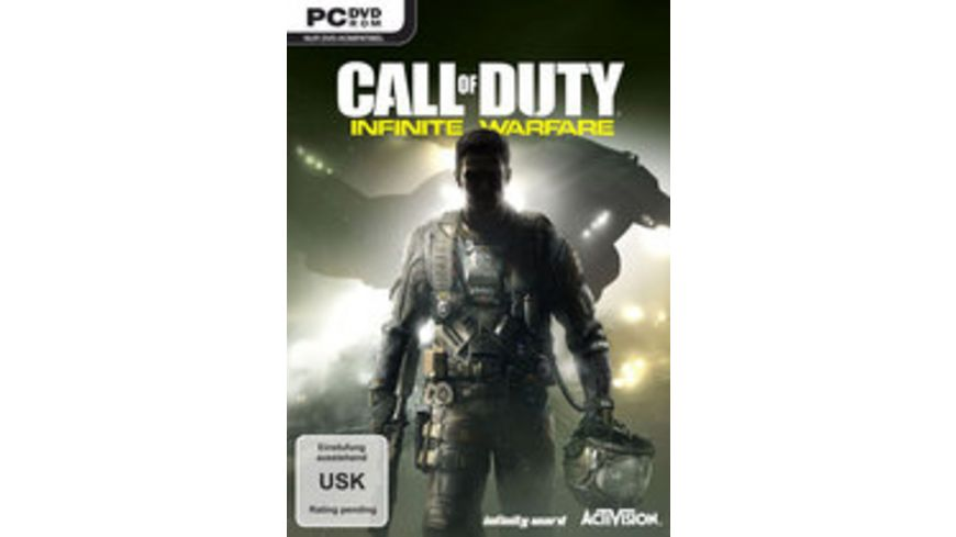Call of Duty 13 Infinite Warfare