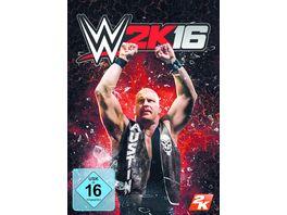 WWE 2K16 Code in a Box