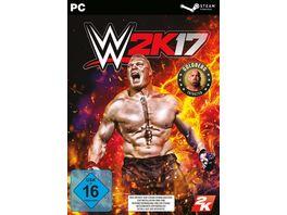 WWE 2K17 Code in a Box