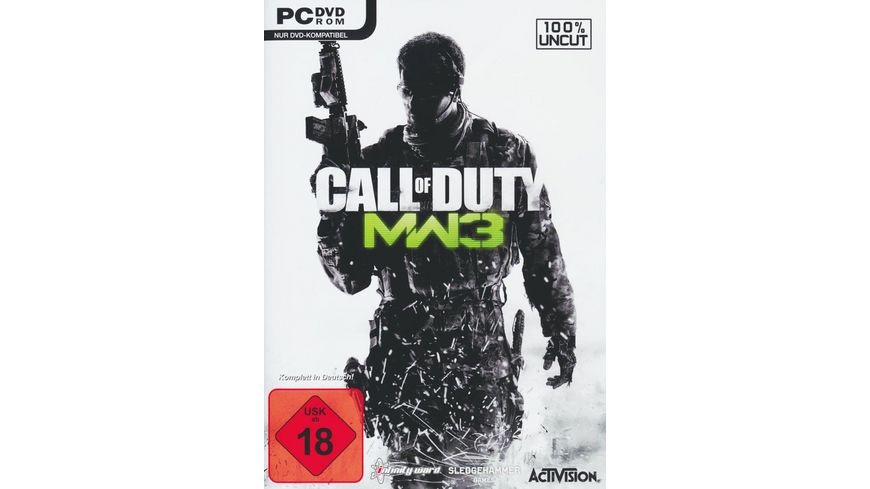 Call of Duty 8 Modern Warfare 3