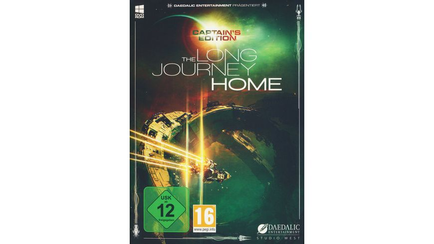 The Long Journey Home Captain s Edition