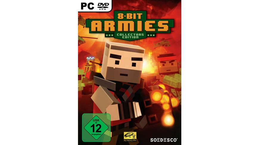 8 Bit Armies Collector s Edition