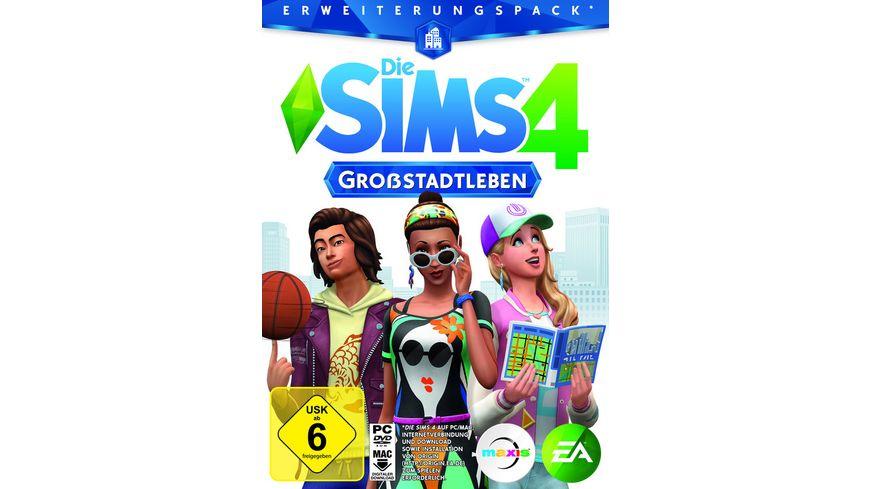 Die Sims 4 Grossstadtleben