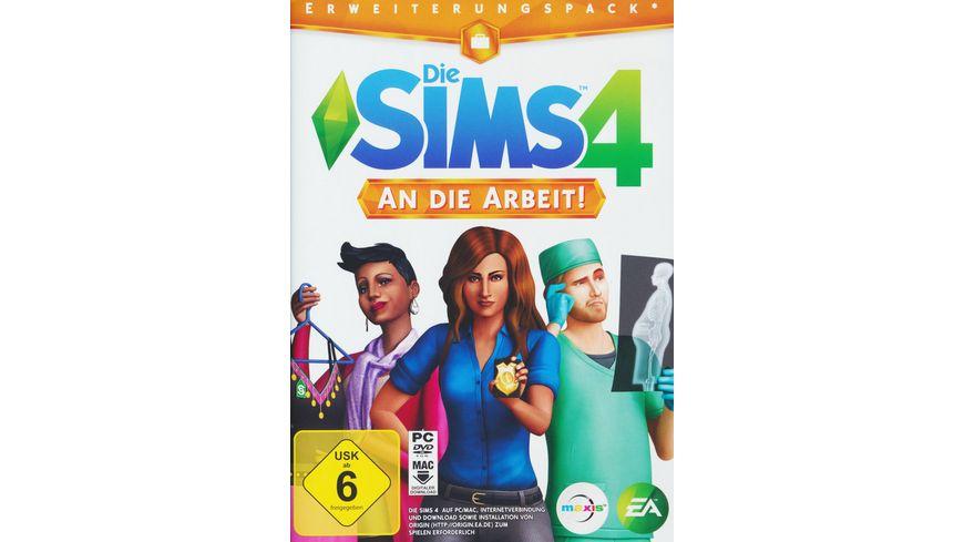 Die Sims 4 An die Arbeit