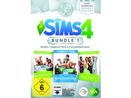 Die Sims 4 Bundle Pack 1 CIAB