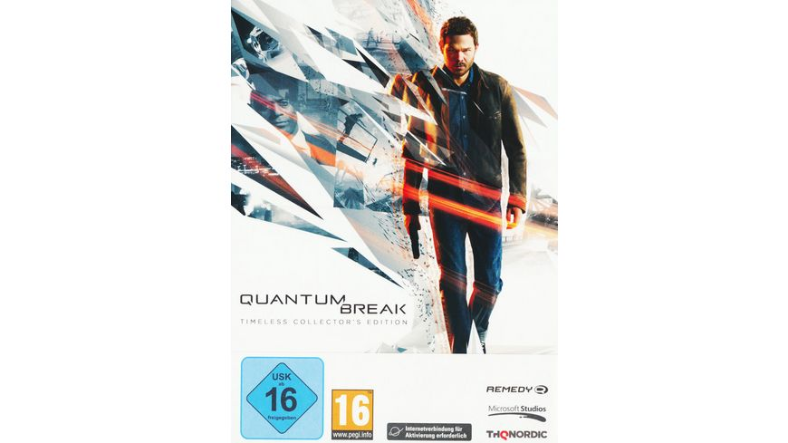 Quantum Break Timeless Collector s Edition