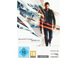 Quantum Break Timeless Collector s Edition