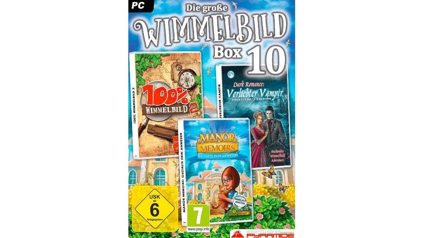 Die grosse Wimmelbild Box 10
