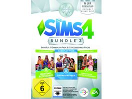 Die Sims 4 Bundle Pack 3 CIAB