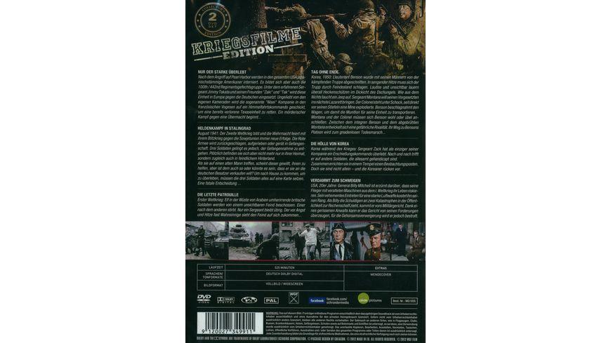 Kriegsfilme Edition CE 2 DVDs