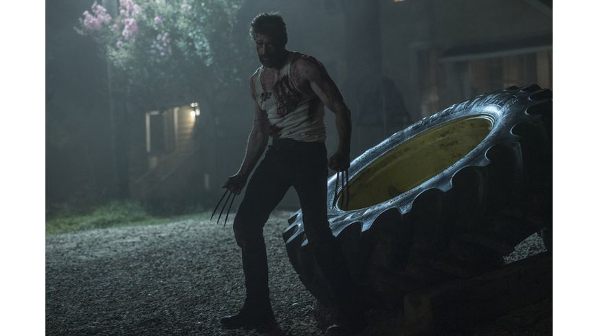 Logan The Wolverine 4K Ultra HD Blu ray
