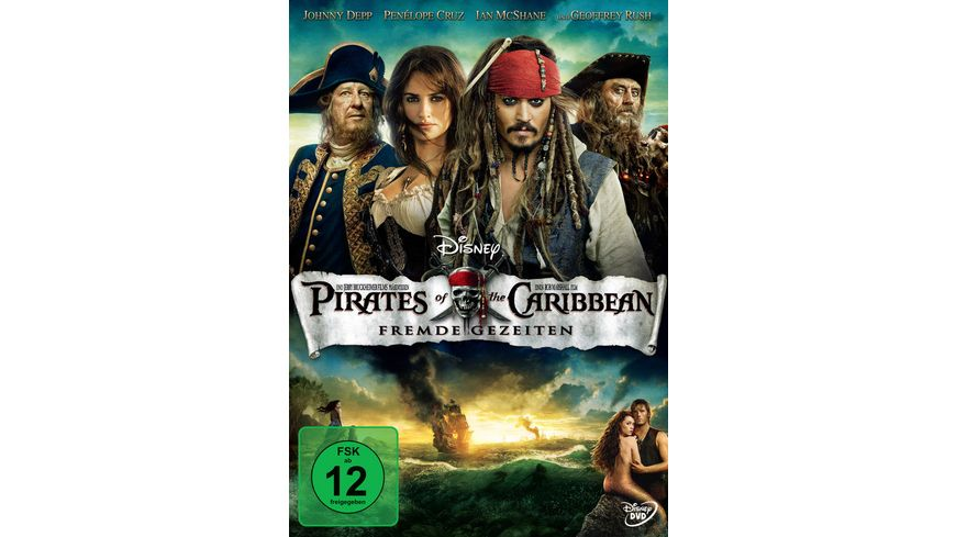 Pirates of the Caribbean 4 Fremde Gezeiten
