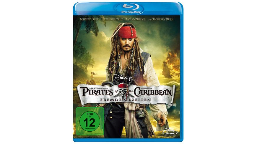 Pirates of the Caribbean 4 Fremde Gezeiten