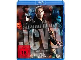 Jean Claude Van Damme Movie Collection 3 BRs