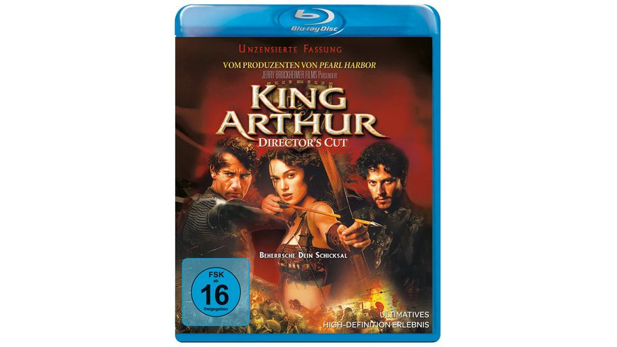 King Arthur DC
