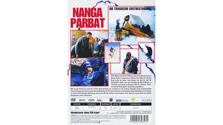 Nanga Parbat Der dramatische Alleingang des Hermann Buhl