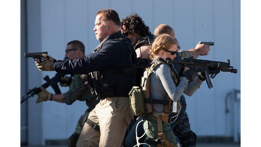 Arnold Schwarzenegger Triple Feature 3 BRs