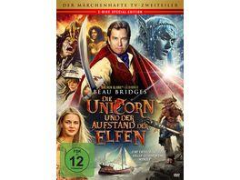 Der Unicorn und der Aufstand der Elfen SE 2 DVDs