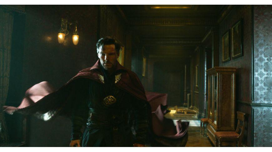 Doctor Strange Steelbook Blu ray 2D LE