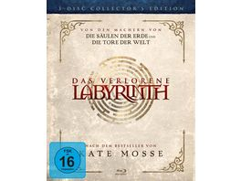 Das verlorene Labyrinth CE 2 BRs DVD