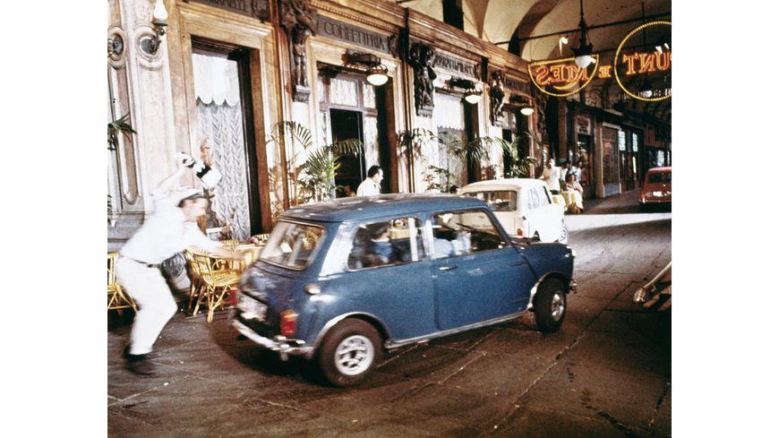 The Italian Job Charlie staubt Millionen ab Anniversary Edition SE 2 DVDs