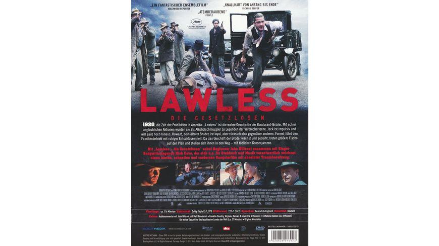 Lawless Die Gesetzlosen