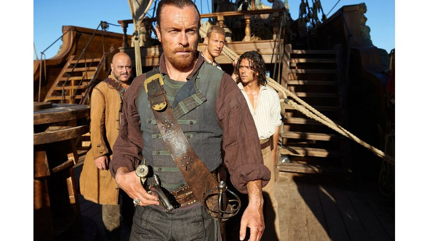 Black Sails Season 1 3 DVDs