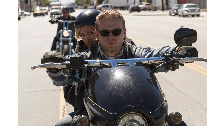 Sons of Anarchy Season 5 4 DVDs