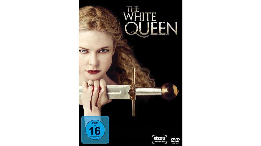 The White Queen Season 1 4 DVDs
