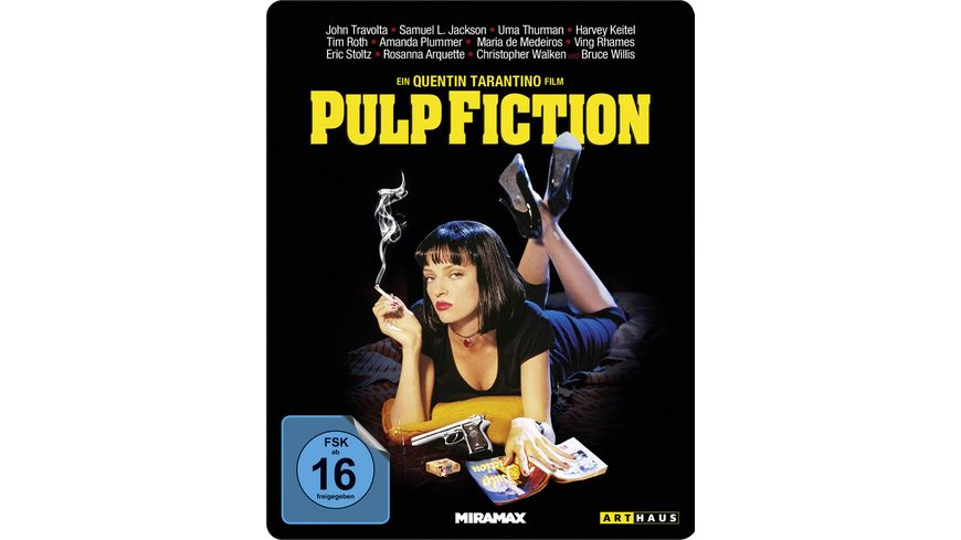 Pulp Fiction Steelbook Collection