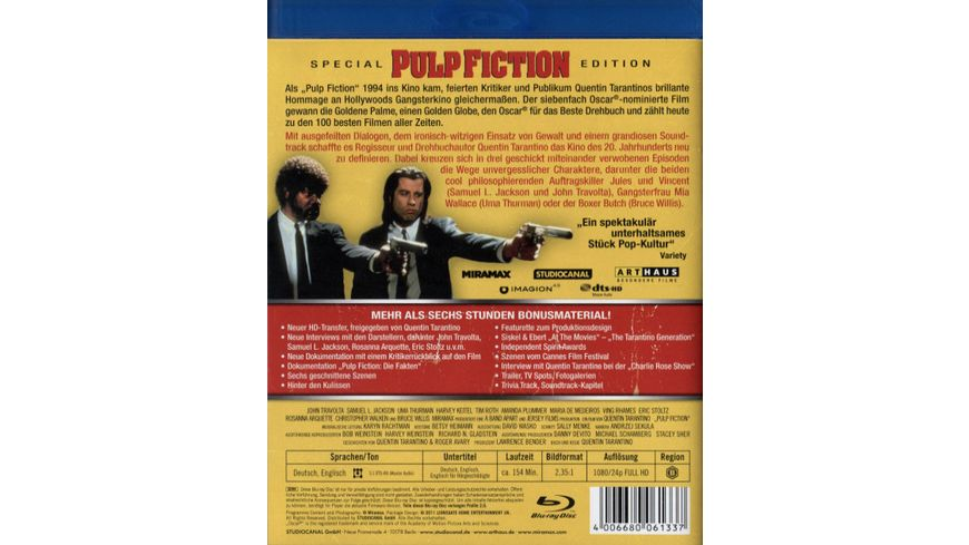 Pulp Fiction SE