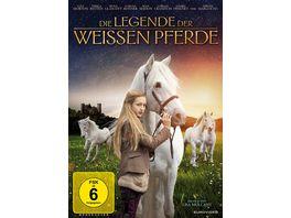 Die Legende der weissen Pferde