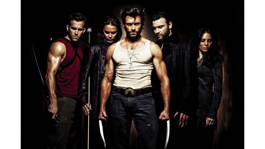 X Men Origins Wolverine Extended Version