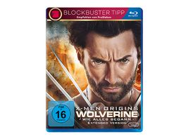 X Men Origins Wolverine Extended Version