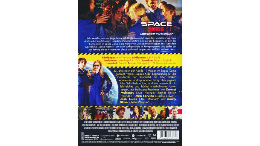 Space Kids Abenteuer im Weltraumcamp