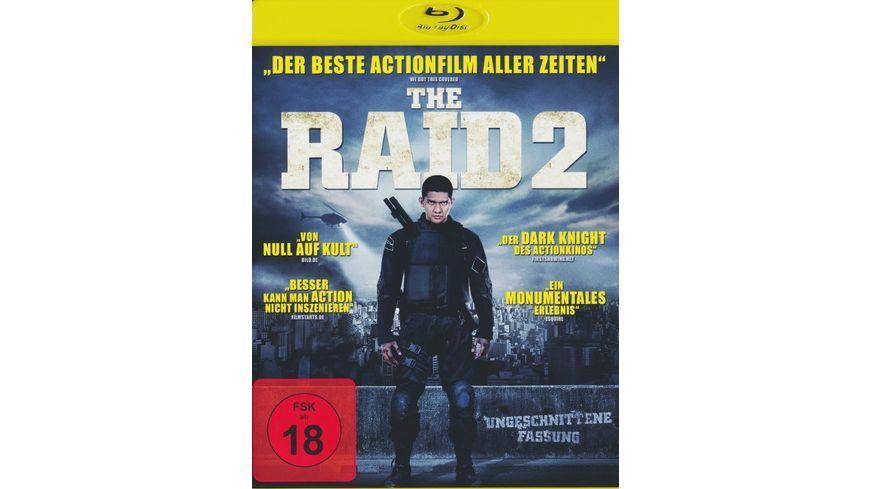 The Raid 2 Ungeschnittene Fassung