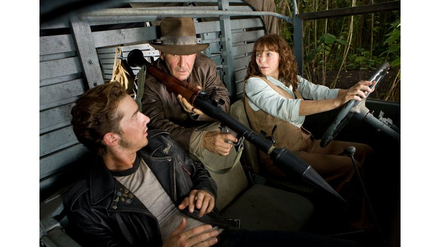 Indiana Jones das Koenigreich des Kristallschaedels