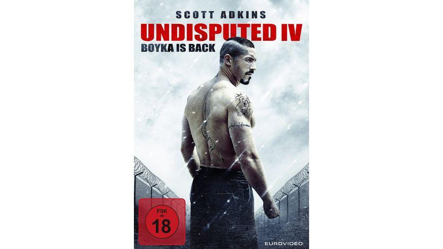 Undisputed IV Boyka Is Back