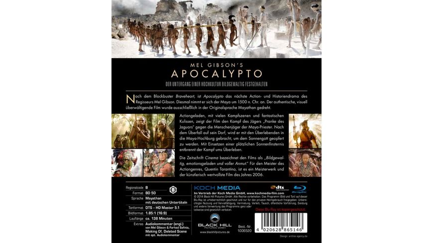 Apocalypto OmU
