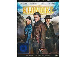 Klondike Die komplette Serie inkl Pilotfilm 3 DVDs