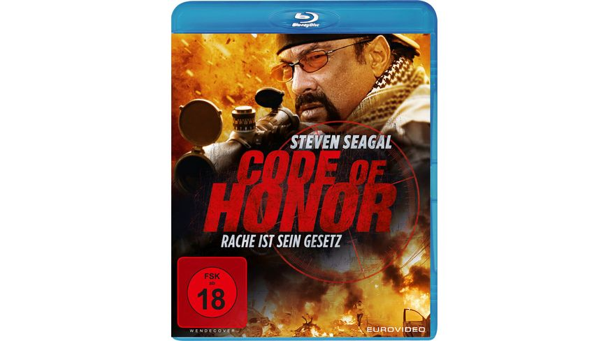 Code of Honor Rache ist sein Gesetz